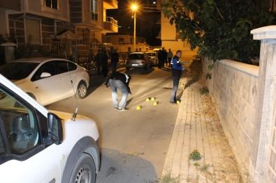 Karaman'da Kimliği Belirsiz Kişilerce Bir Apartmana Tüfekle Ateş Edildi