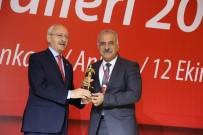 SOSYAL PROJE - Kılıçdaroğlu'ndan Başkan Nehir'e Ödül