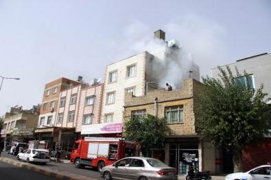 Kilis'te İkamet Yangını