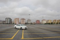 İBRAHIM YıLMAZ - Konya'da Makam Şoförlerine İleri Sürüş Eğitimi