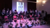 MURAT SALIM TOKAÇ - Koro 'Hatırası Kıymetli Repertuvarla' Sahne Aldı