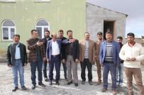 GÜBRE - Malazgirt Ziraat Odası Başkanı Kılıç'tan Köy Ziyareti