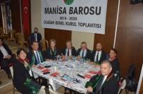 ECZACI ODASI - Manisa Barosunda Seçim Heyecanı
