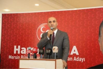 MHP'li Kılavuz Açıklaması 'Mersin'deki Adayımız Hamit Tuna'dır, Fitneye, Fesada Fırsat Vermeyeceğiz'