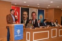 SOĞUK HAVA DEPOSU - Muş'ta 'AK Parti Danışma Meclisi' Toplantısı