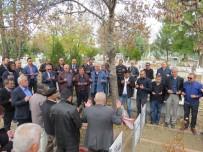 BASıN İLAN KURUMU - Mustafa Yolyapar 4. Ölüm Yıl Dönümünde Kabri Başında Anıldı