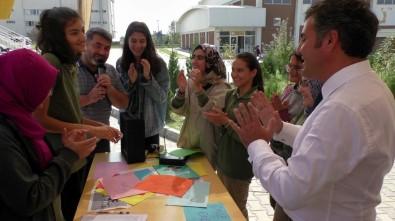 Nazilli'de Öğrenciler Kulüplerine Üye Bulmak İçin Yarıştı