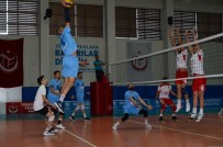 ÖMER KÜÇÜK - Palandöken Belediyespor Voleybol Takımı 2'De 2 Yaptı