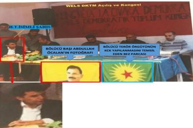 PKK'ya destek sağlayan iş adamı tutuklandı