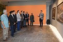 SAADET PARTİSİ - Saadet Partisi'nden Fetih Müzesi'ne Ziyaret