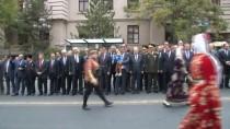 ANKARA VALİSİ - Seğmenlerden Ankara Kalesi'ne Kortej Yürüyüşü