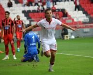 GÜRBULAK - TFF 2. Lig Açıklaması Samsunspor Açıklaması 2 - Gaziantepspor Açıklaması 0
