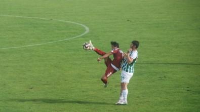 TFF 2. Lig Tokatspor Açıklaması 1 - Sivas Belediyespor Açıklaması 2