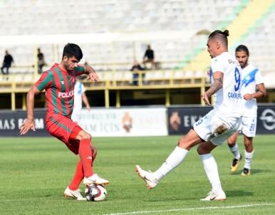 TFF 3. Lig Açıklaması Karşıyaka Açıklaması 0 - Altındağ Belediyespor Açıklaması 1