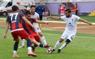 TFF 3. Lig Açıklaması Yeni Orduspor Açıklaması 2 - Bergama Belediyespor Açıklaması 0