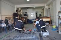 DİZÜSTÜ BİLGİSAYAR - Torna Dükkanından Silah İmalathanesi Çıktı