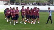 JURAJ KUCKA - Trabzonspor'da Büyükşehir Belediye Erzurumspor Maçı Hazırlıkları