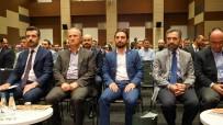 İŞ GÜVENLİĞİ UZMANI - TÜGVA'nın Düzenlediği Genç Yönetici Okulunda İlk Dersi Bakan Turhan Verdi