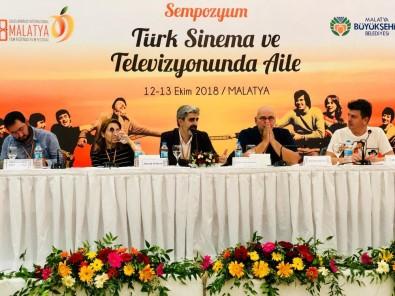 'Türk Sinema Ve Televizyonunda Aile' Konulu Sempozyum Başladı