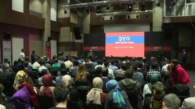 Ulaştırma Bakanı Turhan, Genç Yönetici Adaylarının İlk Dersine Girdi