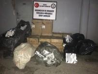 KAÇAK SİGARA - Van'da 13 Bin 500 Paket Kaçak Sigara Ele Geçirildi