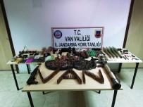 KESKİN NİŞANCI - Van'da PKK'ya Ağır Darbe