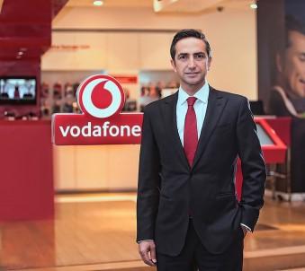 Vodafone Türkiye'ye Kristal Elma'dan Ödül