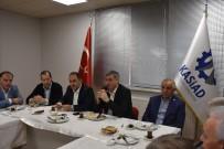 FEDERASYON BAŞKANI - 26. Dönem AK Parti Kastamonu Milletvekili Murat Demir Açıklaması