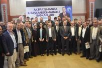 YEREL SEÇİMLER - AK Parti Manisa'daki Yol Haritasını Anlattı