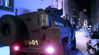 Aydın'da Şüphelinin Saklandığı İnşaata Operasyon