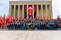 GENÇLIK PARKı - Başkan Tuna'dan Ankara'nın Başkent Oluşunun Yıl Dönümünde Resepsiyon