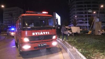 Başkentte Trafik Kazası Açıklaması 3 Yaralı