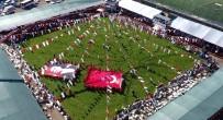 BAŞPEHLİVAN - Başpehlivanlar Dev Türk Bayrağı Altında Toplandı