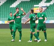 RIZESPOR - Çaykur Rizespor 3 Golle Kazandı