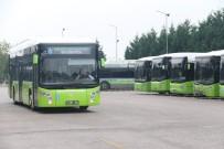 ŞEHİR İÇİ - Çevreci Otobüsler Tasarruf Kaynağı Oldu