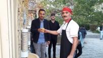 ORTAHISAR - Çorba Çeşmesinden  Öğrencilere Çorba İkramı