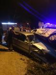 MUSTAFA KILIÇARSLAN - Denizli'de Trafik Kazası Açıklaması 5 Yaralı