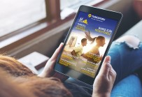 TURKCELL - Dergi Tirajları Dijitalde 100 Bini Aştı
