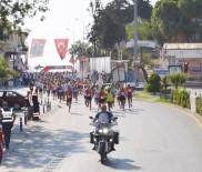 HAVA MUHALEFETİ - Didim'de İlk Kez Yarı Maraton Heyecanı Yaşandı