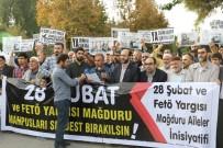 İNSAN HAKLARı - Diyarbakır'da 28 Şubat Ve FETÖ Mağdurlarına Özgürlük Talebi