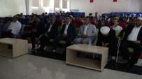 Gercüş'te Din Gönüllülerine Konferans Verildi