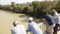 SAHİL GÜVENLİK - Göksu Nehri'ne Atlayan Feride'yi Arama Çalışmaları Sürüyor
