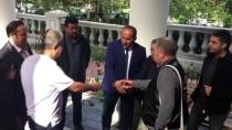 ALI EKBER - Haber Kameramanları Derneği Başkanı Polatel Güven Tazeledi