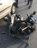 GÖKMEYDAN - Hatay'da Trafik Kazası Açıklaması 1 Ağır Yaralı