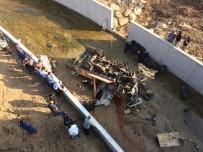 ADNAN MENDERES HAVALİMANI - İzmir'de Can Pazarı Açıklaması 19 Ölü, Çok Sayıda Yaralı