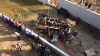 KURTARMA EKİBİ - İzmir'de Katliam Gibi Kaza Açıklaması 19 Ölü