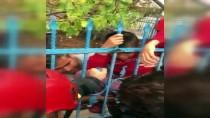 KORKULUK - Koluna Demir Parmaklık Saplanan Çocuk Kurtarıldı
