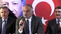 Kültür Ve Turizm Bakanı Mehmet Nuri Ersoy Ağrı'da