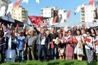 YAĞLI GÜREŞ - Muratpaşa Er Meydanında Muhteşem Başlangıç
