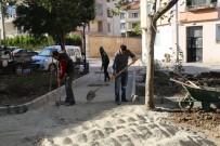 YAĞMURLU - Necdet Tosun Parkı Revize Ediliyor